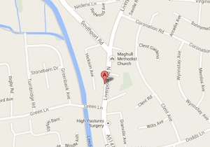 Find us - Maghull