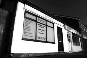 Contact us at our Formby premises